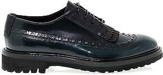 BARRACUDA Luxury Fashion Womens BARRABD0678V Green Lace-Up Shoes   Season Permanent