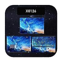 """for lenovo ThinkPad L380 13.3""""2018 / L380ヨガ/ L390 / L330ビニールラップトップボディカバーステッカー保護フィルムに適合するラップトップデカールスキン -X0126-ThinkPad L330"""
