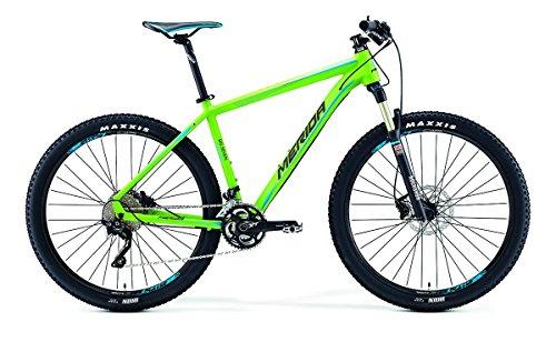 Merida Big.Seven XT Edition 27, 5 Zoll Mountainbike Grün (2016), 34
