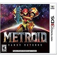 Metroid Samus Returns Nintendo 3DS メトロイドサムスリターンニンテンドー3DS ビデオゲーム 英語北米版 [並行輸入品]