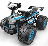 Gizmovine Remote Control Car 2020 Updated Large Size High Speed Racing RC Car 2.4Ghz Waterproof RC Monster Trucks Vehicle Electric Toy Cars for Kids Boy