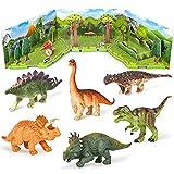 Vanplay Dinosaurios Juguetes Figuras Puzzle 3D Juegos Educativos Puzzle de Papel para Niños