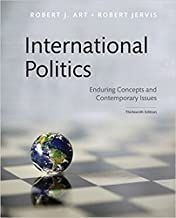 Best international politics: enduring concepts and contemporary issues Reviews