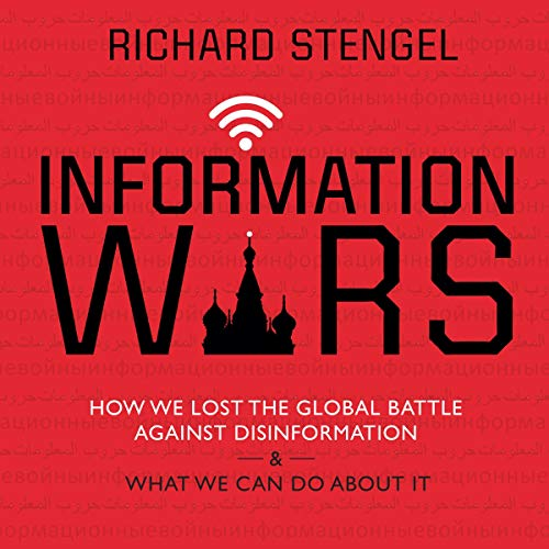 Information Wars audiobook cover art