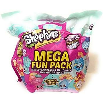 Shopkins Season 8 Mega Fun Pack 30 individual   Shopkin.Toys - Image 1
