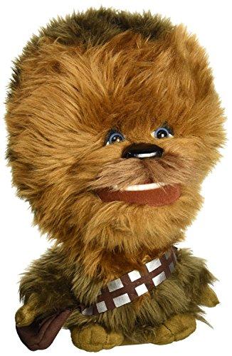 Jazwares Wars - SW02260 - Chewbacca, Funktionsplüschfigur, Roar und Rage mehrfarbig einheitsgröße