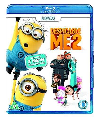 Despicable Me 2 [Edizione: Regno Unito] [Edizione: Regno Unito]
