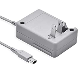3DS Charger، VOYEE 3DS Charger سازگار با Nintendo 3DS/ DSi/ DSi XL/ 2DS/ 2DS XL/ New 3DS XL 100-240V آداپتور پلاگین دیواری