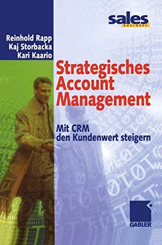 Strategisches Account Management: Mit C.R.M. den Kundenwert steigern
