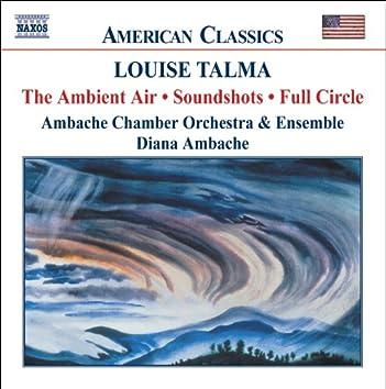 Talma: Ambient Air / Soundshots / Full Circle
