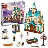 LEGO 41167 Disney Princess Frozen 2 Aldea del Castillo de Arendelle, Juguete con Mini Muñecas de Elsa, Anna y Kristoff para Niñas y Niños +5 Años