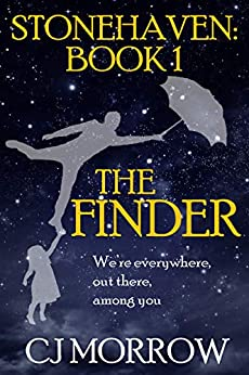 The Finder: Hidden magic (Stonehaven Book 1) by [CJ Morrow]