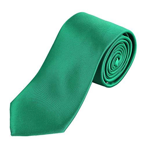 DonDon hombres corbata 7 cm business professional classica h