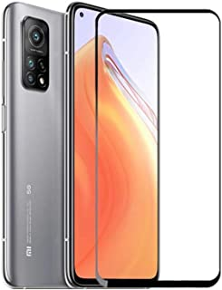 Wuzixi Xiaomi Mi 10T 5G Screen Protector. [Full Coverage] [9H Hardness] HD transparent scratch-resistant tempered glass sc...