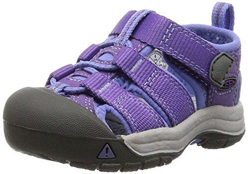 KEEN Toddler (1-4 Years) Newport H2 Purple Heart/Periwinkle Sandal - 11 Toddler US Toddler