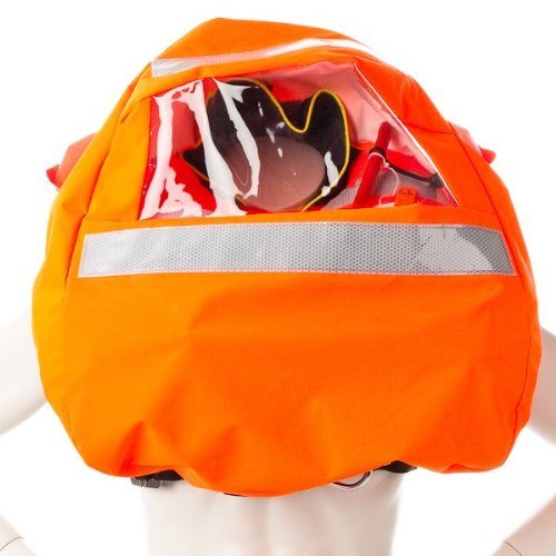 SECUMAR reddingsvest spraycap sprayhood Gore Sea