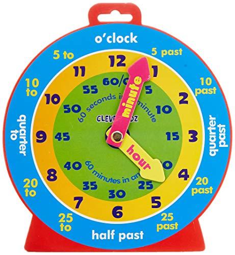 Premier Stationery 54992 Clever - Reloj magnético para...
