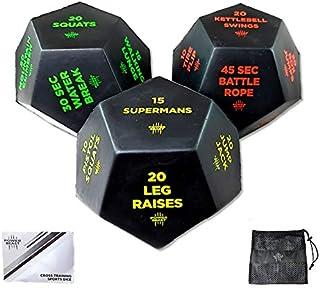 POWER BEAST Tärning för crossfit och fo Sport | Crossfit-tejp, crossfit-grepp, crossfit-tillbehör, box, crossfit tillbehör...
