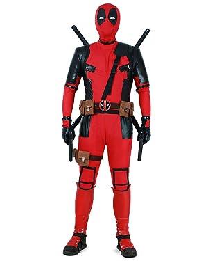 miccostumes Men's Deluxe Cosplay Suit Costume Halloween