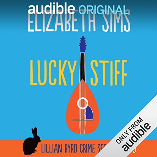 Lucky Stiff audiobook cover art