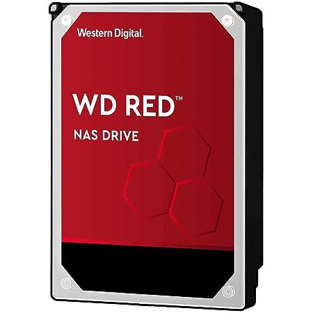 Western Digital HDD 2TB WD Red NAS RAID 3.5インチ 内蔵HDD WD20EFAX-RT