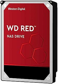 WD Red 2TB NAS 3.5 Inch Internal Hard Drive - 5400 RPM Class, SATA 6 Gb/s, SMR, 256 MB Cache- WD20EFAX