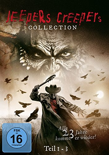 Jeepers Creepers Collection Teil 1-3 [Import]