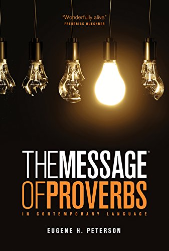 The Message of Proverbs (Softcover) (First Book Challenge)