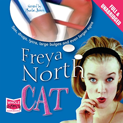 Cat audiobook cover art