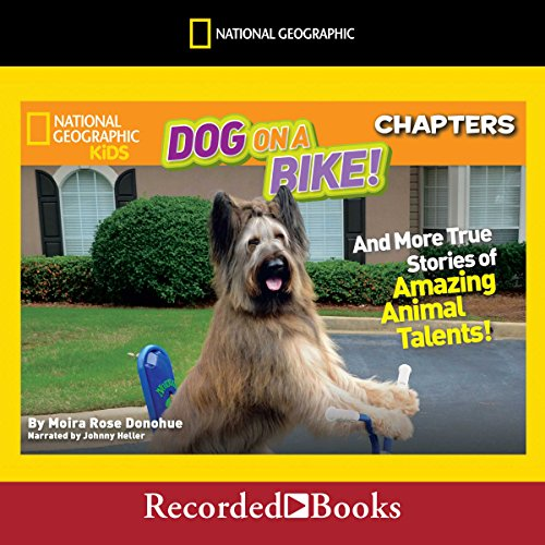 National Geographic Kids Chapters: Dog on a Bike cover art