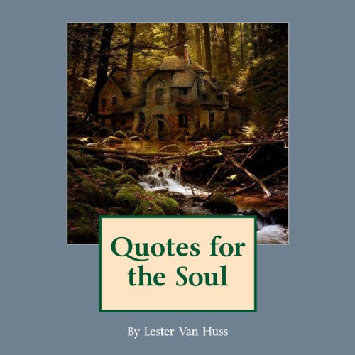 Quotes for the Soul audiobook cover art