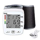 T-XYD Tensiomètre au Poignet Machines de Pression artérielle numériques Rechargeables automatiques 2 Mode mémoire utilisateur 99 pour Un Usage Domestique