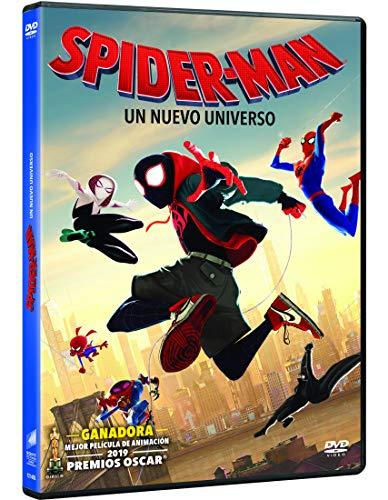 Spider-Man: Un Nuevo Universo [DVD]