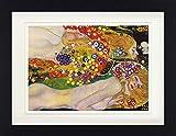 1art1 Gustav Klimt - Wasserschlangen II, 1904-1907