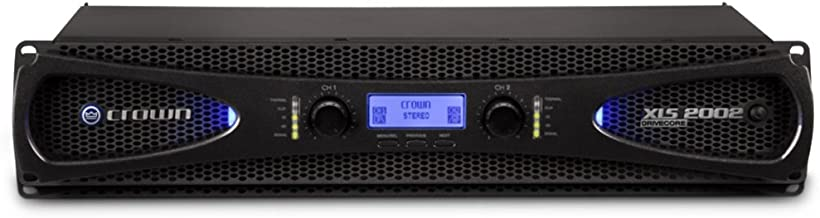 Crown XLS2002 Two-channel, 650W at 4Ω Power Amplifier