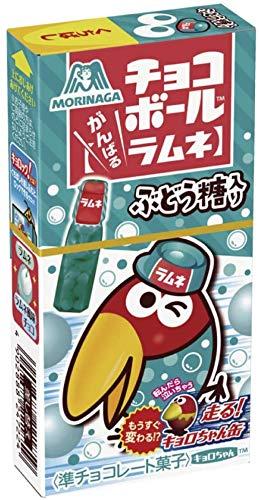 森永製菓 チョコボール がんばるラムネ 25g×40個
