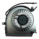 Power4Laptops Replacement Laptop GPU Fan for MSI Gaming GE63VR 7RE Raider, MSI Gaming GE63VR 7RF Raider, MSI Gaming GE73VR 7RE Raider, MSI Gaming GE73VR 7RF Raider