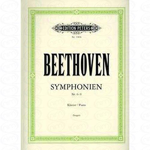 SINFONIEN BD 2 - arrangiert für Klavier [Noten/Sheetmusic] Komponist : BEETHOVEN LUDWIG VAN