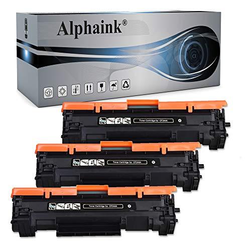 Alphaink 3 Toner Compatibili per HP CF244A LaserJet Pro M15 M15a M15w M28a MFP M28a M28w MFP M28w M17a M17w