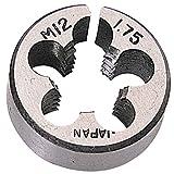 Draper 83813 - Plantillas circulares (M12 x 1,75)...