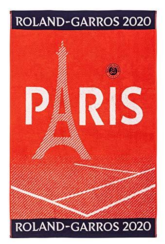 Roland Garros - Toalla de jugador, colección oficial 2020