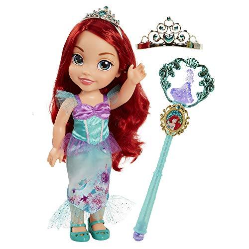 Disney Princess 84302 Ariel Bambola e accessori, Multi