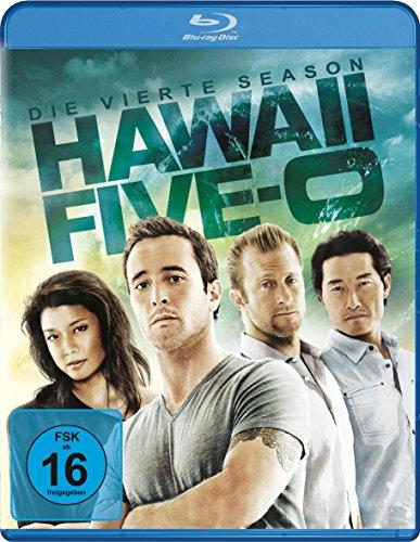 Hawaii Five-0 - Season 4 [Blu-ray]