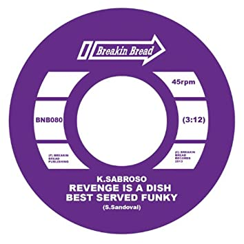 Revenge Is a Dish Best Served Funky