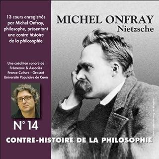 Contre-histoire de la philosophie 14.1 : Nietzsche cover art