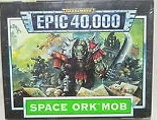 Warhammer 40,000 Space Ork Mob