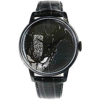 ロックマン LOCMAN 腕時計 永井豪/ダイナミック企画 デビルマン 限定コラボモデル [並行輸入品]