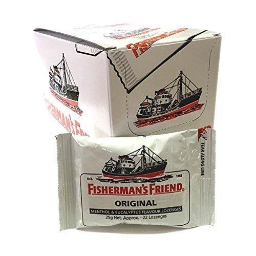 フィッシャーマンズフレンドエクストラストロングミント(白)24個入りBOX