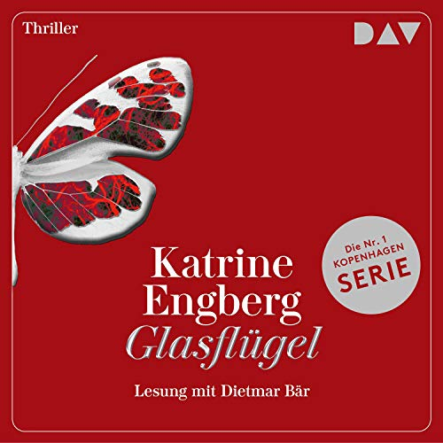 Glasflügel audiobook cover art