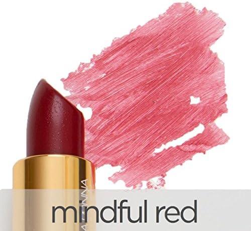 La Bella Donna Mineral Light Up Lip Colour All Natural Pure Mineral Lipstick Long Lasting Color product image